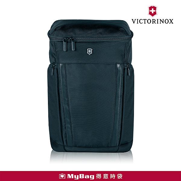 Victorinox 瑞士維氏 後背包 Altmont Professional 15吋電腦雙肩包 黑色 TRGE-602152 得意時袋