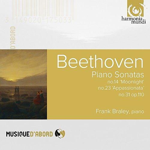 【停看聽音響唱片】【CD】貝多芬:鋼琴奏鳴曲第14, 23 & 31號