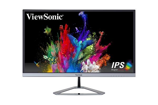 優派 VIEWSONIC 27吋16:9多媒體顯示器 ( VX2776-SMHD )