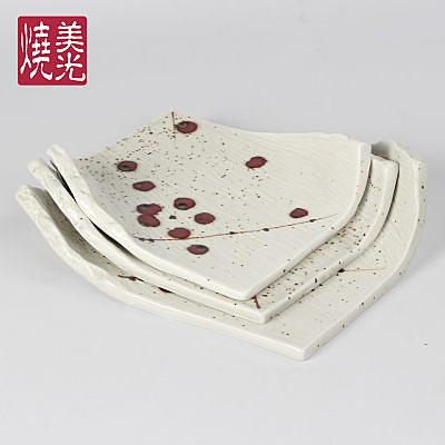 【單個價/小號】日式創意異形餐盤