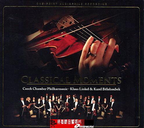 停看聽音響唱片】【CD】Classical Moments