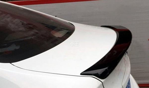 【車王汽車精品】現代 Hyundai Verna 碳纖維紋 卡夢 尾翼 壓尾翼 定風翼 導流板