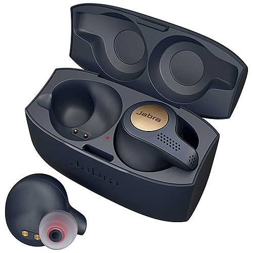 Jabra Elite Active 65t 真無線藍牙耳機 (藍色)