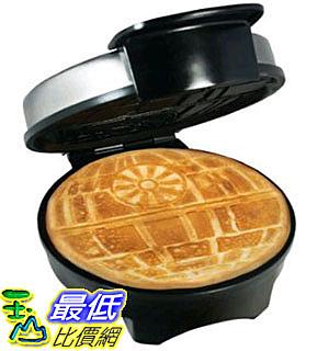 [美國直購] Pangea Brands B017DQCHRM 星際大戰 死星 鬆餅機 Star Wars Death Star Waffle Maker