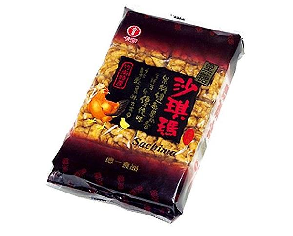 卡賀黑糖沙琪瑪(180g)*2包【合迷雅好物超級商城】