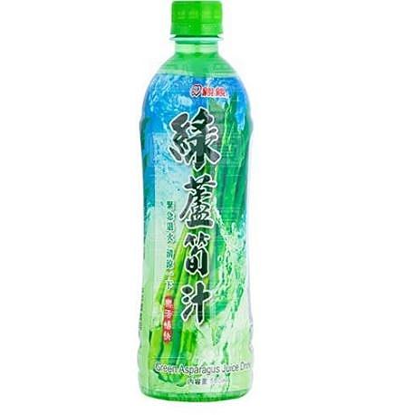 親親蘆筍汁530ml*24瓶/箱【合迷雅好物超級商城】