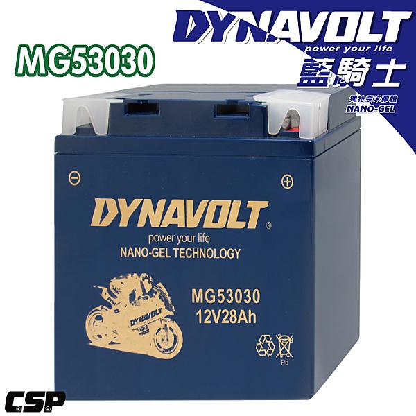 【DYNAVOLT 藍騎士】MG53030適用於Moto Guzzi 1000 IV Le Mans (1984 - 1989)