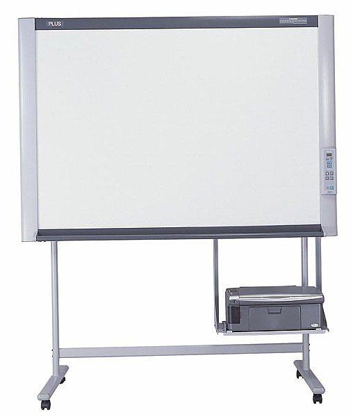 PLUS    M-11S  標準型彩色電子白板  / 組