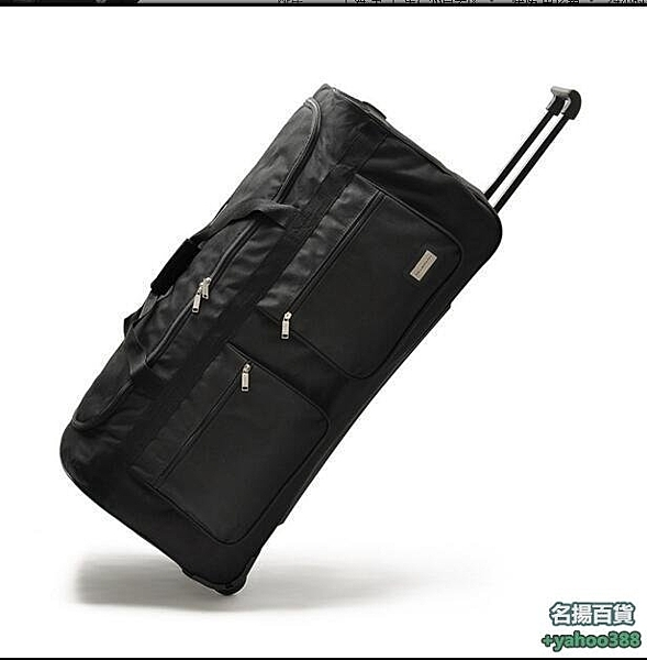 W百貨598男女大容量32寸40寸拉桿箱拉桿包超大容量行李箱男女托運箱包三輪出國
