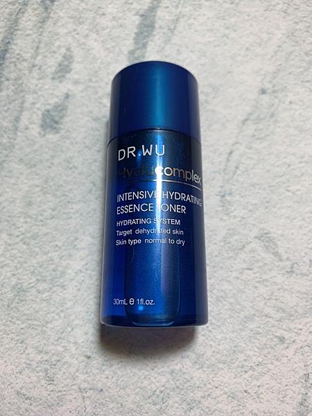 DR.WU 玻尿酸保濕精華化妝水 30ml 體驗瓶無盒裝 效期2022.05 【淨妍美肌】