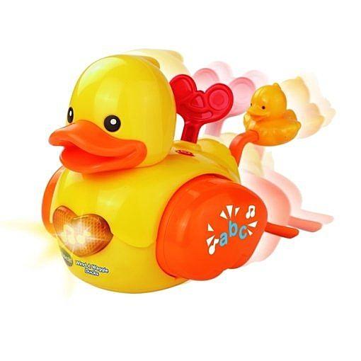 Vtech 搖擺音樂小鴨/洗澡玩具