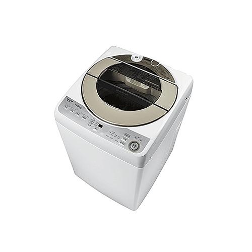 SHARP 11公斤無孔槽洗衣機 ES-ASF11T