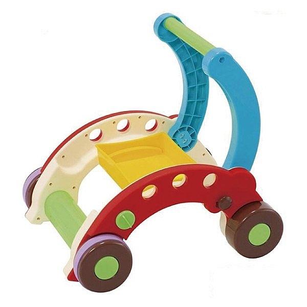 People 新折疊式簡易學步車