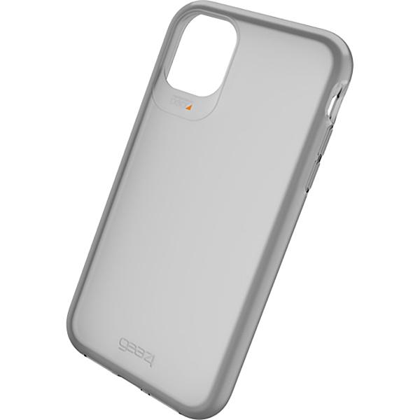 Gear4 Hampton  iPhone 11 Pro 霧透黑防摔保護殼 (4米防摔)(IAPGF58HT)