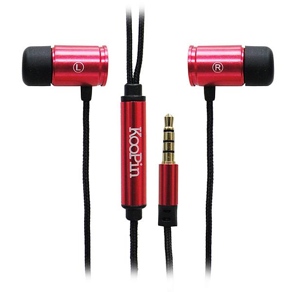 KooPin 亮彩立體聲入耳式 耳機