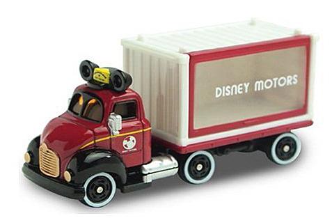 【震撼精品百貨】Micky Mouse_米奇/米妮 ~TOMICA多美迪士尼小汽車DM-14米奇 貨櫃車#84039