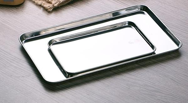 【協貿國際】餐盤料理盤長方形西點盤子(大)