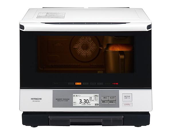 日立 HITACHI 33公升 過熱水蒸氣料理烘烤微波爐 MRONBK5000T