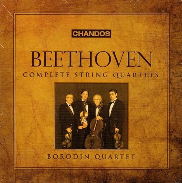 停看聽音響唱片】【CD】貝多芬弦樂四重奏(8CD)