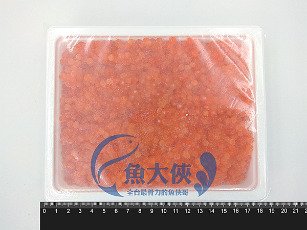 1B4B【魚大俠】FF069長谷川-日本醬油鱒魚卵/鮭魚卵(500g/盒)#長谷川