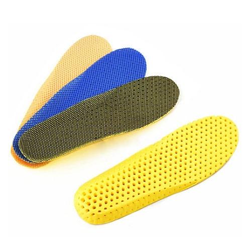 【A-HUNG】可剪裁 蜂窩透氣運動減震鞋墊 舒適鞋墊 布面 乳膠鞋墊 吸汗 透氣 除臭鞋墊