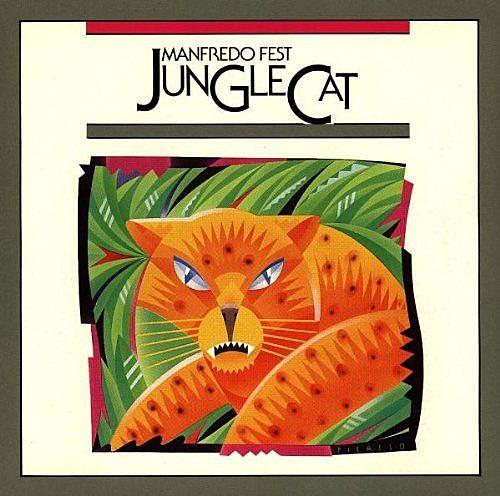 停看聽音響唱片】【CD】MANFREDO FEST - JUNGLE CAT