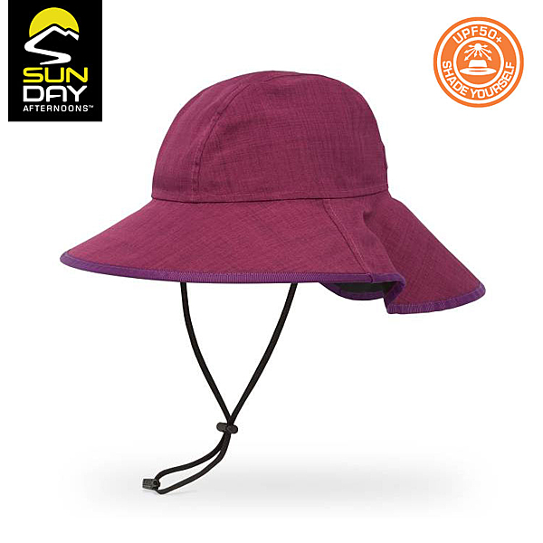 Sunday Afternoons 兒童抗UV透氣護頸晴雨帽 S3D01017 / 城市綠洲(兒童遮陽帽、兒童晴雨帽、兒童防曬帽)