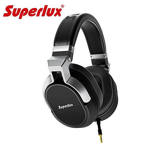Superlux 舒伯樂 HD685 頂級高音質耳罩式耳機(適用智慧型手機) ,公司貨,附保卡,保固一年