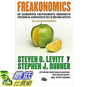 2018 amazon 亞馬遜暢銷書 Freakonomics (Spanish Edition)