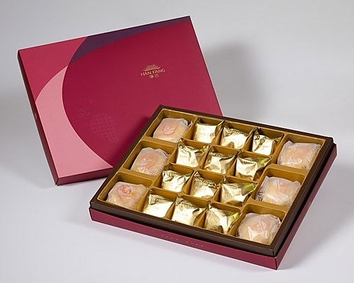 金饌 綜合18入禮盒(綠豆椪*3+純綠豆椪*3+鳳梨酥*12)