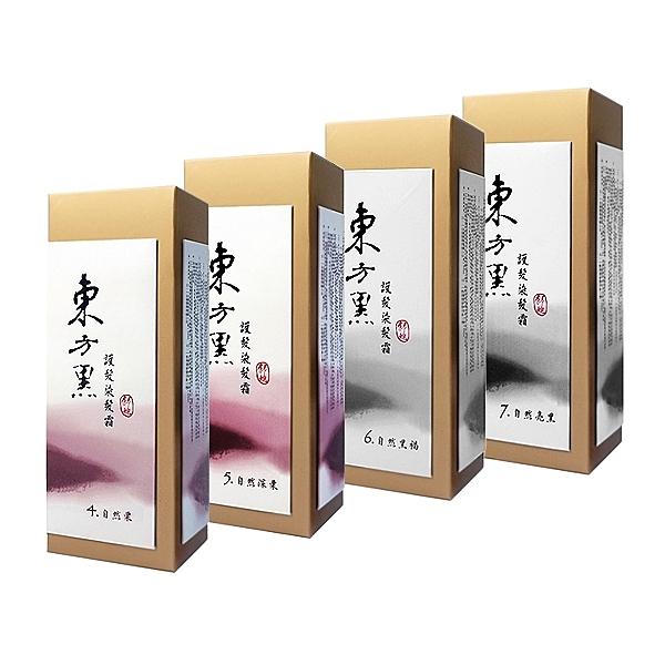 SOFEI 舒妃 東方黑護髮染髮霜(50ml x 2劑) 4色可選【小三美日】