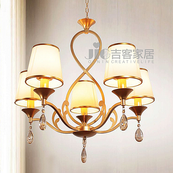 [吉客家居] 吊燈 JW129-129A 金屬造型時尚後現代工業餐廳民宿咖啡館居家