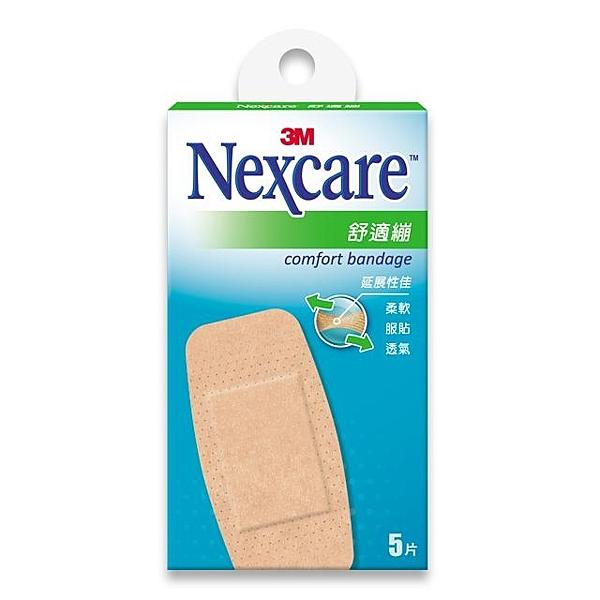 【3M Nexcare】 舒適繃 5片/盒