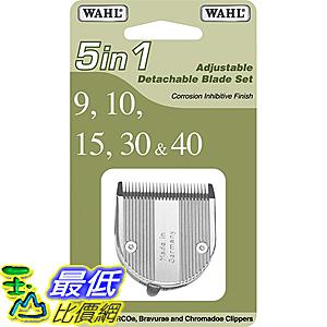 [美國直購] Wahl 2179-301 寵物理髮器替換刀頭 Professional Animal 5in1 Fine Blade 適用Li+Pro, Arco