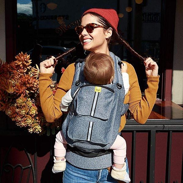 美國 Lillebaby Pursuit 系列-Pro極致機能包覆款背巾|背帶(2色可選)