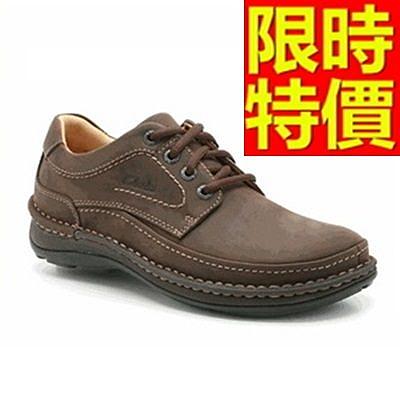 氣墊鞋-時尚抗震商務皮革男休閒鞋55f16【時尚巴黎】