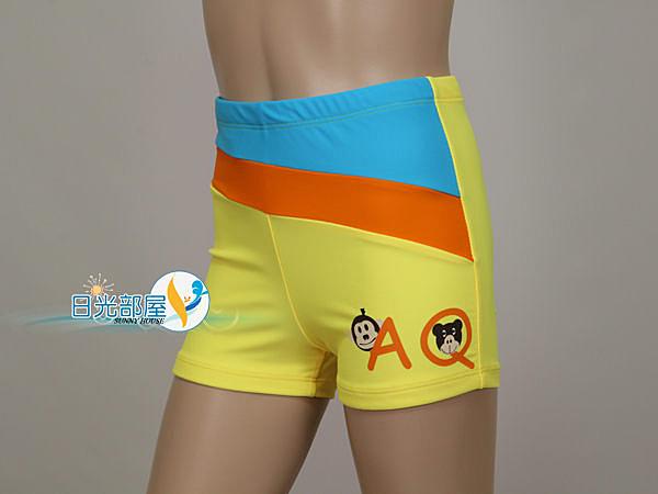 *日光部屋* 奧可那 (公司貨)/AQ15502 男童三分/四角泳褲(台灣製造)