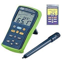 泰菱電子◆記憶型溫溼度計 溫度 濕度 記憶式 溫濕度TES-1365 TECPEL