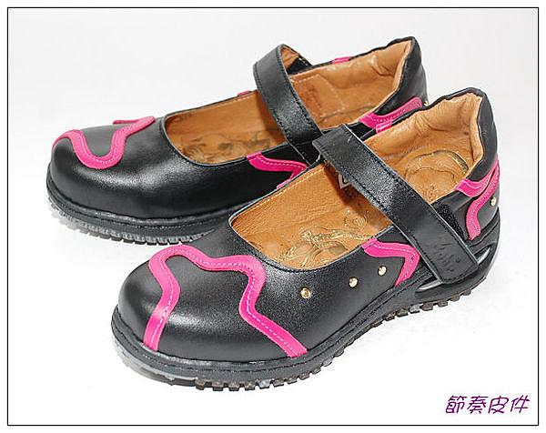 ~節奏皮件~☆路豹休閒鞋  編號 BB533A (黑桃色)