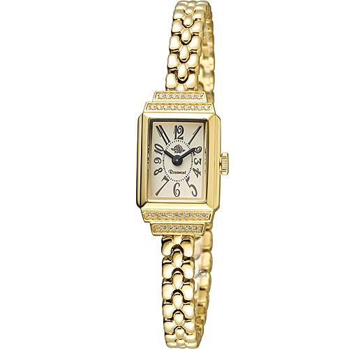 玫瑰錶 Rosemont 骨董風玫瑰系列VI時尚鍊錶 TRS36-01-AR