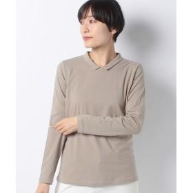 マーコート shirt colar プルオーバー レディース BEIGE f 【MARcourt】
