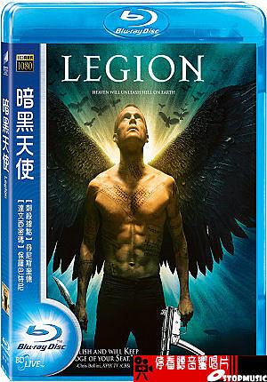 【停看聽音響唱片】【BD】暗黑天使 Legion