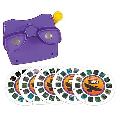 【華森葳兒童教玩具】科學教具系列-鳥類幻燈片 N8-LL604