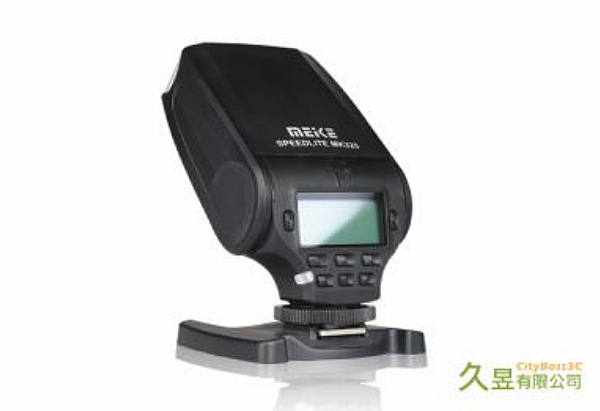 美科 MEIKE MK320 閃光燈 GN32 For nikon / canon / sony / olympus