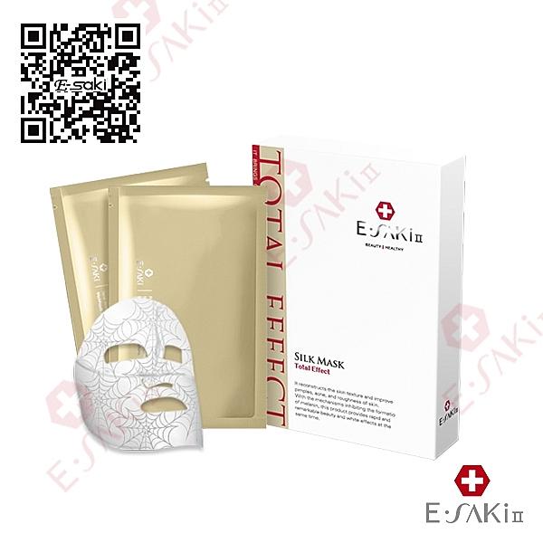 崎莎琪E-saki Ⅱ 絲鑽修護面膜(29g/6入)-E學美容新指標