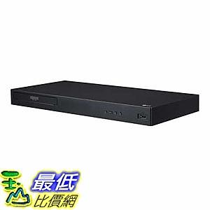 [7美國直購] 藍光播放器 LG UBKC90 4K Ultra HD Blu-ray Player with Dolby Vision A1119900