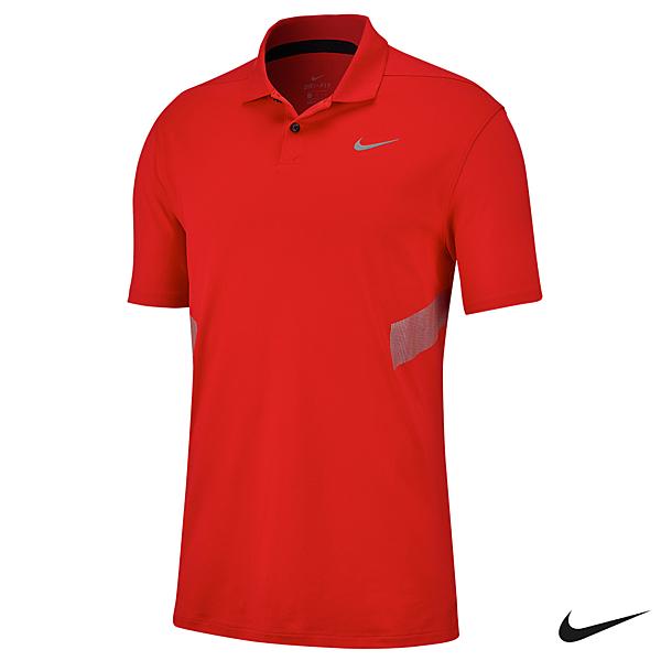 Nike Golf 男運動高爾夫短袖POLO衫 紅 AV4183-634