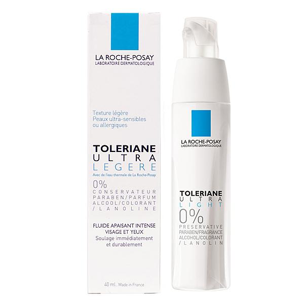 《公司貨可積點》理膚寶水多容安極效舒緩修護精華乳清爽型40ml 安心霜 PG美妝