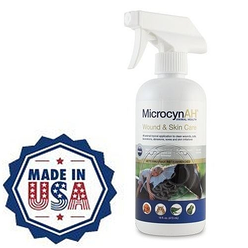 【培菓平價寵物網】美國Microcyn專利技術《麥高臣-神仙水16oz/473ml有效抗菌口碑佳