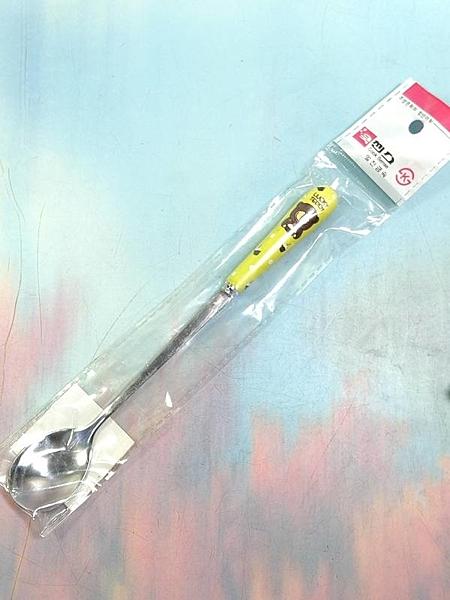 【幸運熊 陶瓷柄冰勺 CHY376】894446 廚房用品 餐具 湯匙 冰勺【八八八】e網購